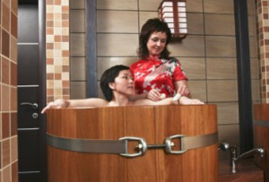 В последнее время японская баня стремительно набирает популярность